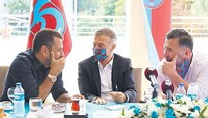 Trabzonspor TFF önünde açıklama yapacak