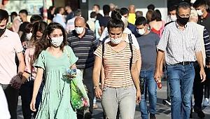 Türkiye'de 76 kişi hayatını kaybetti, yeni hasta sayısı 2209