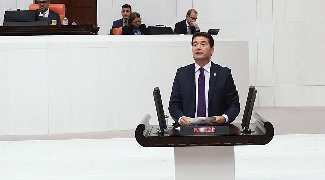 CHP'Lİ VEKİL ERDOĞAN'A SESLENDİ: TREN BİLETİNİZ BENDEN