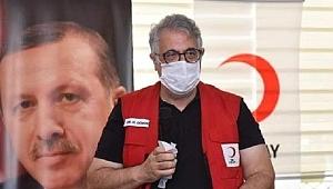 Kızılay Şube Başkanı Dr. Habip Demirel, Koronavirüs nedeniyle yaşamını yitirdi