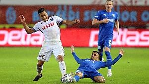 Trabzonspor-1 Erzurumspor-0
