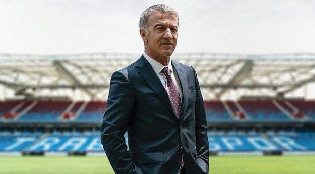 Trabzonspor Başkanı Ahmet Ağaoğlu'ndan birliktelik çağrısı