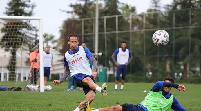 Trabzonspor'un en hırslısı Kaptan Pereira