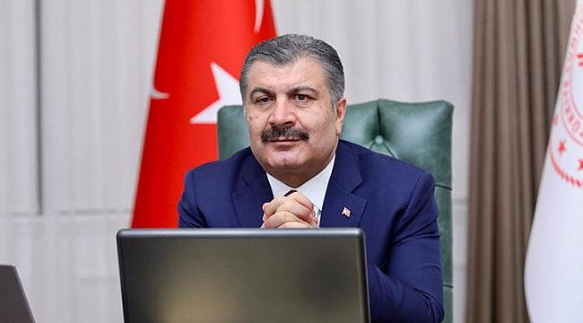 Bakan Koca coronavirüs Trabzon verilerini açıkladı