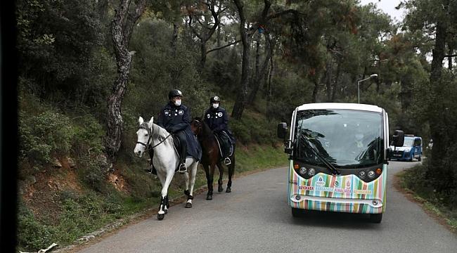 İstanbul adalarında atlar zulümden kurtuldu