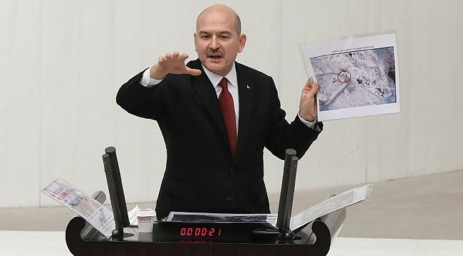 Soylu ve HDP'li vekiller arasında gerginlik