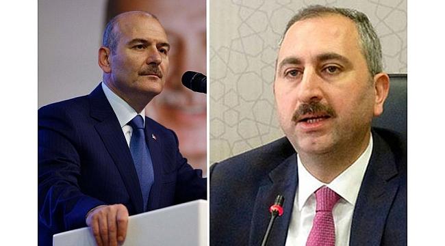 Adalet Bakanı ve AK Partili yönetici İçişleri Bakanı Soylu'ya yüklendi