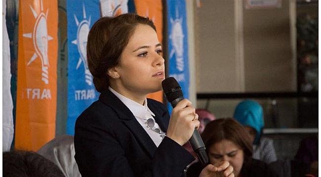 AK Parti Trabzon Kadın Kolları Başkanı Sürmen, maaşını bakanlıktan alıyor
