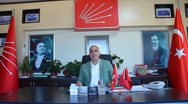 Ayvazoğlu'nun o sözlerine CHP İl Başkanı Hacısalihoğlu'ndan cevap