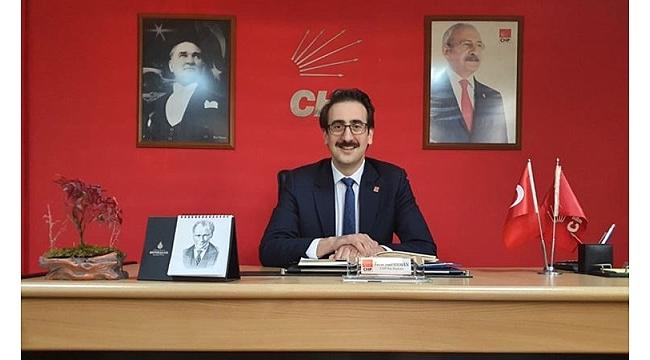 CHP Ortahisar İlçe Başkanı Oyman'dan anlamlı 10 Ocak mesajı