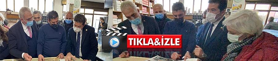 CHP Trabzon Milletvekili Kaya'dan basın mensuplarına destek
