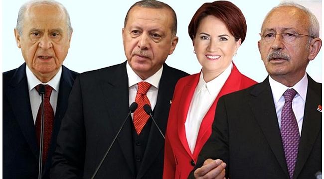 Çok çarpıcı iddialar; 18 yıllık AKP iktidarında ilk kez..