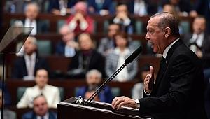 Erdoğan'dan partisine mesaj: Burası kariyer kurumu değil