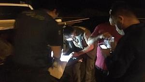 Trabzon'da kaçak avcılara 135 bin lira ceza