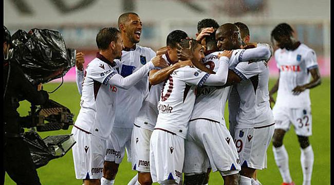 Trabzonspor'da gol sayısı yarı yarıya düştü!.