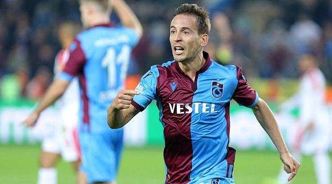 Trabzonspor, Joao Pereira'nın sözleşmesini feshetti