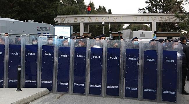 Boğaziçi eylemlerinde gözaltına alınan 98 kişi serbest bırakıldı