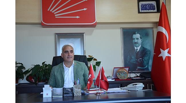 CHP İl Başkanı Hacısalihoğlu'ndan 24 şubat mesajı