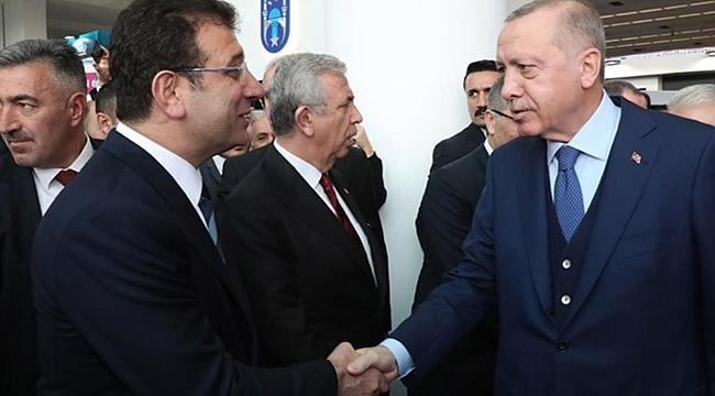 Erdoğan'dan İmamoğlu'na Trabzon esprisi