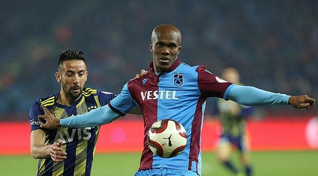 Fenerbahçe Trabzon'da 5 yıldır kazanamıyor