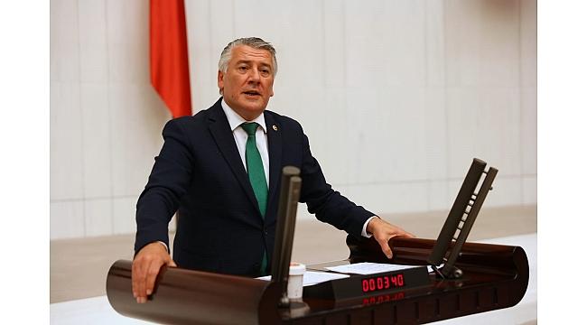 İYİ Parti Milletvekili Örs, Trabzon'un kurtuluşunu bu sözlerle kutladı