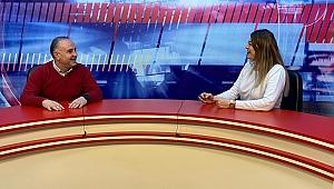 Trabzon Eczacı Odası Başkanı Çetin Kansız kongreleri işaret etti