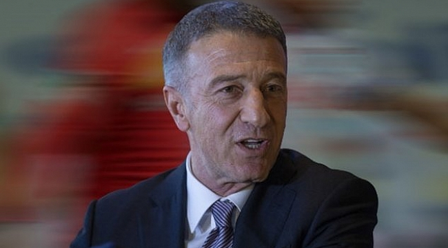Trabzonspor Başkanı Ahmet Ağaoğlu'ndan zirve açıklaması
