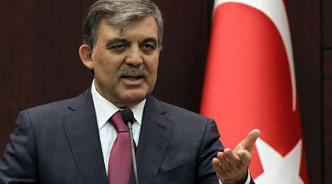 Abdullah Gül suskunluğunu bozdu, HDP için bakın ne dedi