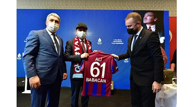 Ali Babacan Trabzon'dan verdi mesajı;
