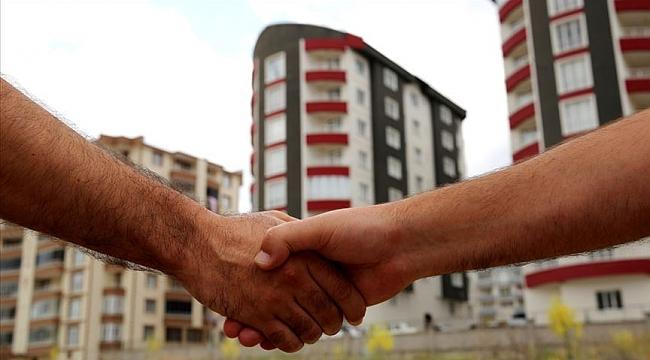Doğu Karadeniz'de konut satışları yüzde 23,5 düştü