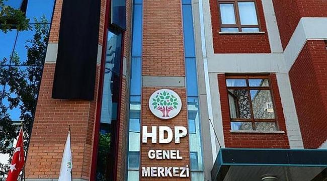 HDP'de siyasi yasak getirilmesi istenen isimler...
