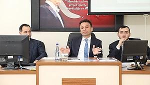 Maçka Belediye Meclisi'nde akıl almaz diyaloglar... CHP İl Başkanı: Maçka 1'den büyüktür