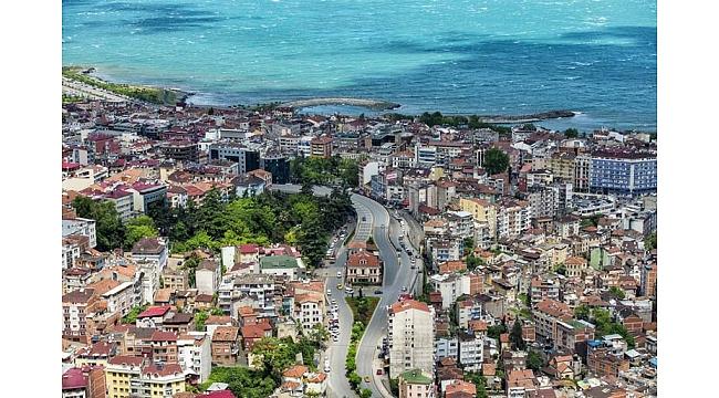 Trabzon'da salgından en az etkilenen yer bakın neresi...