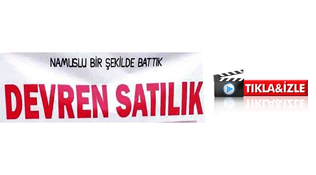 Trabzonlu esnaf: Namuslu bir şekilde battık