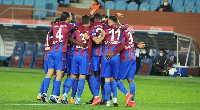 Trabzonspor yara sardı (Trabzonspor: 4 - Ankaragücü: 1)