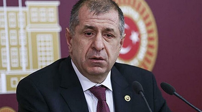 Ümit Özdağ'dan istifa kararı…