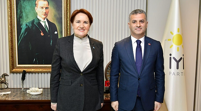 Yomra Belediye Başkanı Mustafa Bıyık, Meral Akşener'le ne konuştu