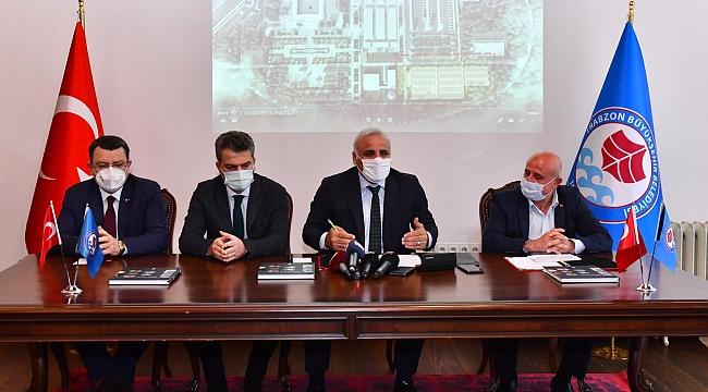 Avrasya Pazarı'nda son durum ne? imzalar atıldı mı? Başkan Zorluoğlu'ndan açıklamalar...
