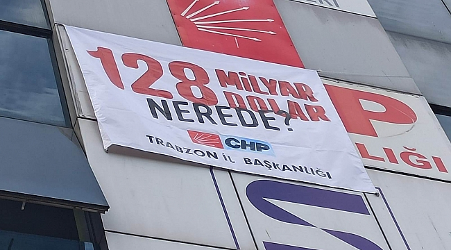 CHP Trabzon'da 18 ilçede