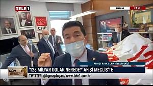 CHP Trabzon Milletvekili Ahmet Kaya canlı yayında o anları anlattı