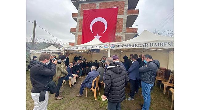 İmamoğlu, Trabzon'da şehit pilot Gençcelep'in ailesini ziyaret etti