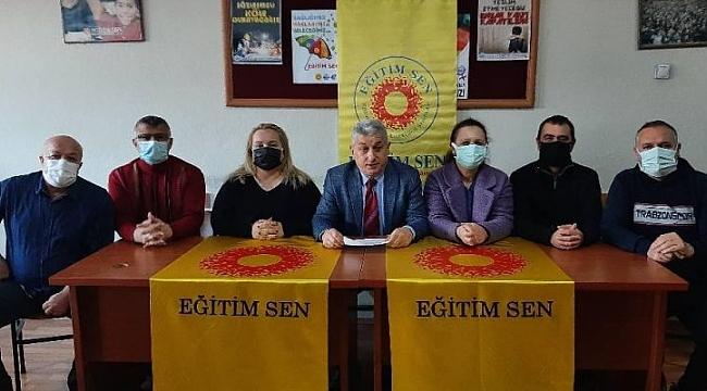 KESK: Yarın Metin Lokumcu için Trabzon Adliyesi'nde olacağız