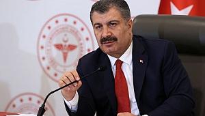 Sağlık Bakanı Fahrettin Koca açıkladı! İşte Trabzon'daki vaka sayısı