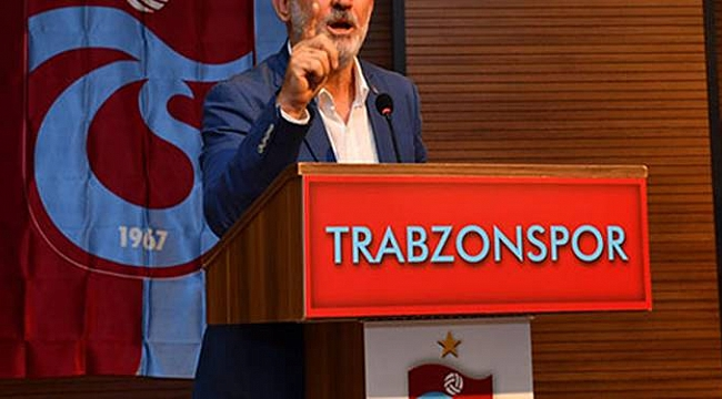 Trabzon Divan Kurulu seçimleri öncesi ortalık fena karıştı, İşte o bildiri: