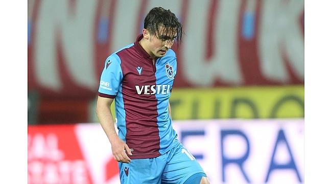 Trabzonspor'un yıldızı Abdülkadir Ömür geri dönüyor