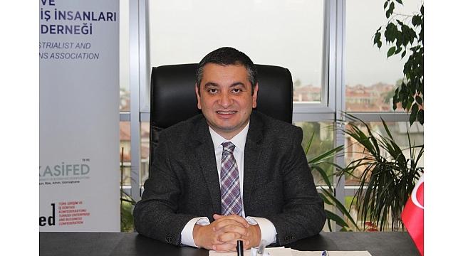 TSİAD Başkanı Sırrı Eren'den kınama...