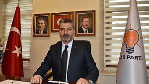AK Parti İl Başkanı Mumcu'dan esnaf desteğine teşekkür