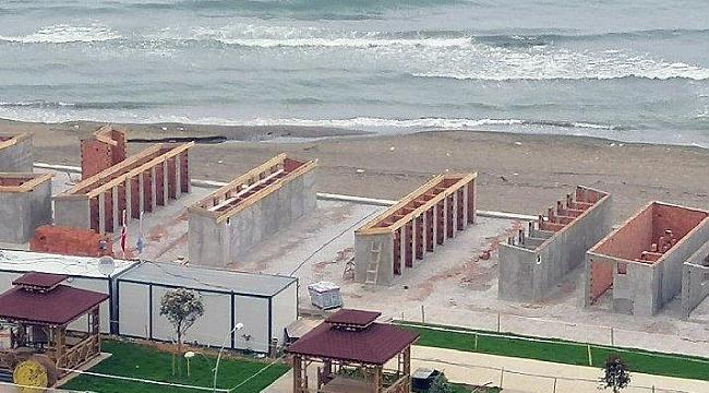 "CHP Meclis üyesi Oktay Söğüt""Bu nasıl bir plaj?"""
