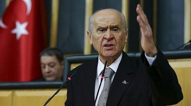 Devlet Bahçeli'den 'Cumhurbaşkanlığı ve Milletvekili Genel Seçimleri' hakkında açıklama
