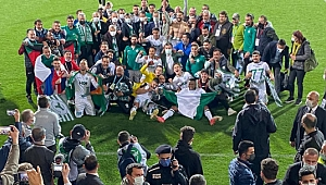 Giresunspor, 44 yıl aradan sonra Süper Lig'e...